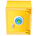 money, safe icon