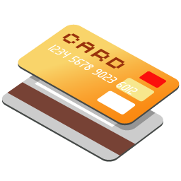 credit card, payment icon