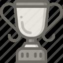 award, cup, seo, trophy, winner icon