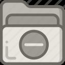 delete, document, file, folder, office