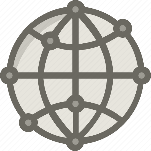 development, globe, internet, seo icon