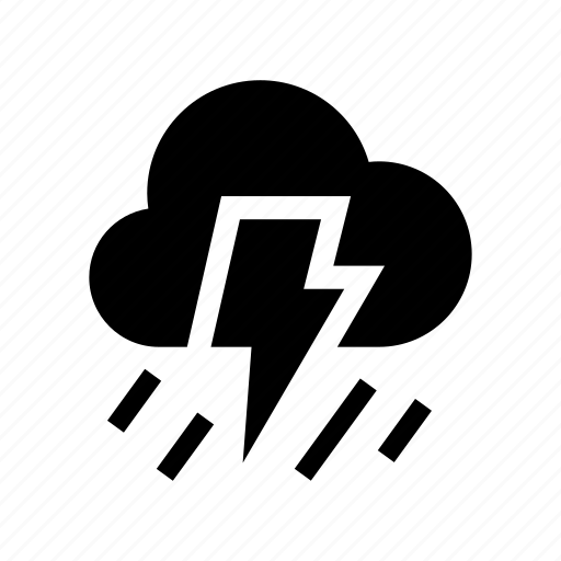 cloud, clouds, cold, forecast, rain, storm, winter icon