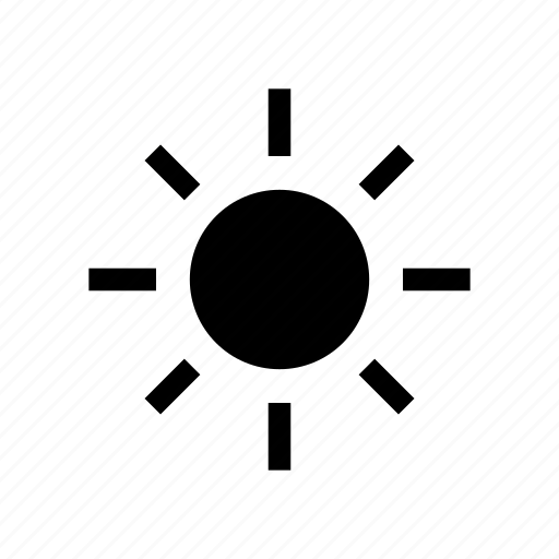 forecast, spring, summer, sun, sunny, weater, weather icon