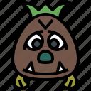 avatar, cyclops, fear, miscellaneous, scary, spooky, terror icon