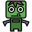 avatar, cyclops, halloween, miscellaneous, scary, spooky, terror icon