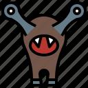 avatar, fear, halloween, horror, miscellaneous, monster, terror icon