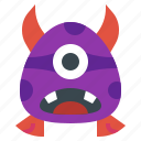 fear, halloween, horror, miscellaneous, monster, spooky, terror icon