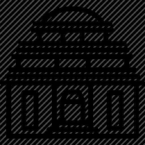 surya, temple icon