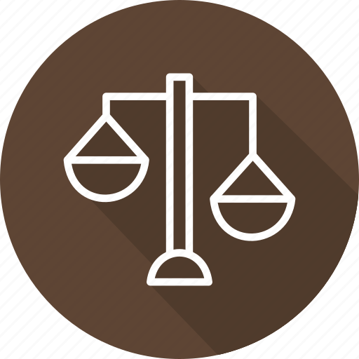 banking and finance, business, law, mordern, scales icon