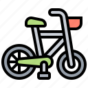 bicycle, bike, ride, transportation, vehicle icon