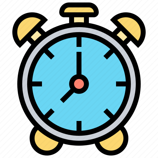 Alarm, clock, early, morning, wake icon - Download on Iconfinder