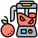 beverage, blender, drinks, juice, kitchen icon