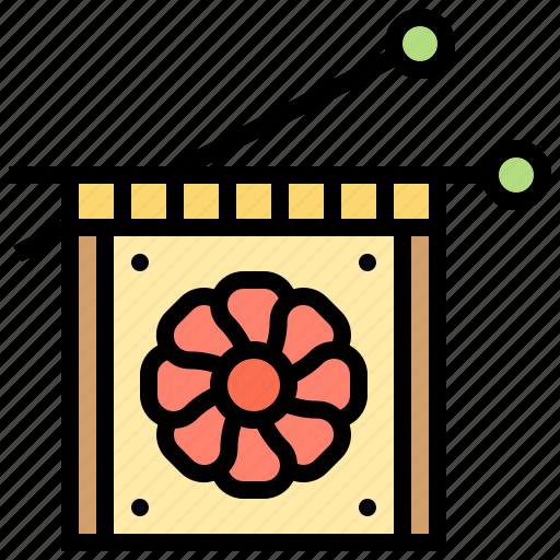 activity, handmade, knitting, textile, thread icon