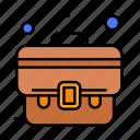 bag, business, case, suitcase