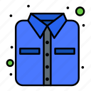 clothes, office, shirt