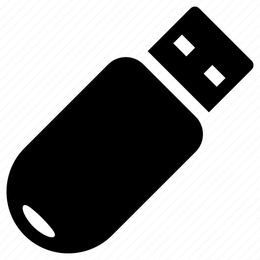 data storage, pendrive, thumbdrive, usb icon