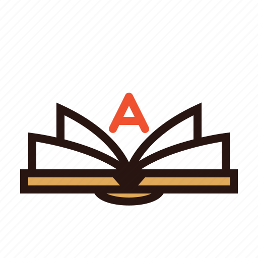 book, information, knowledge, multimedia, read, reading icon