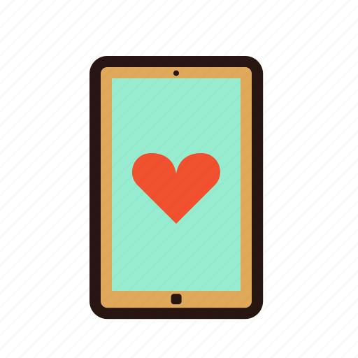 app, application, gadget, like, phone, smartphone icon