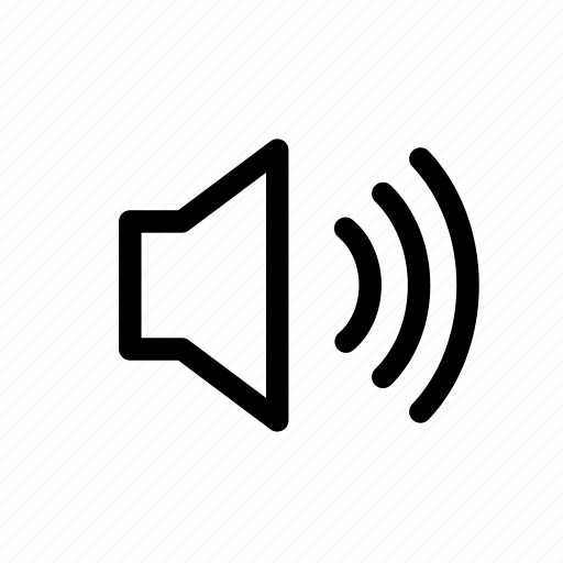 add, documents, file, new, plus, sound, volume icon