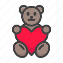 baby, bear, childhood, cute, love, romantic, teddy