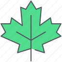 canada, foliage, forest, leaf, maple, nature, syrup icon