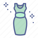 dress, gown, mannequin, mother icon