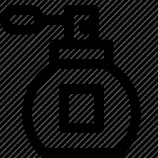 lady, parfume icon