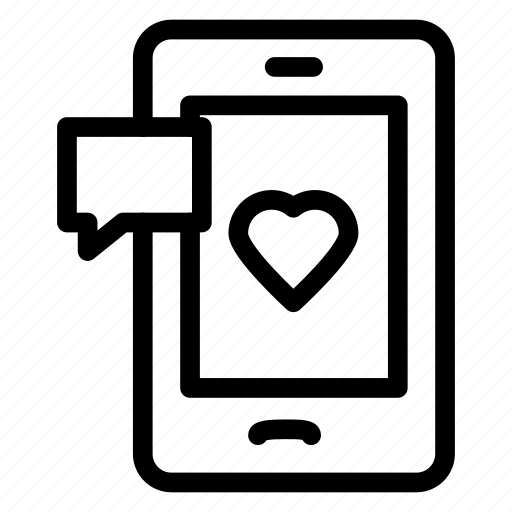 app, device, gadget, greeting, smartphone, technology, text chat icon