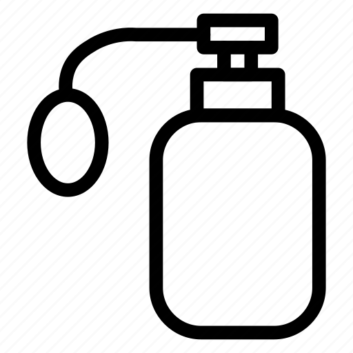 bottle, cologne, fragrance, perfume, scent, spray icon
