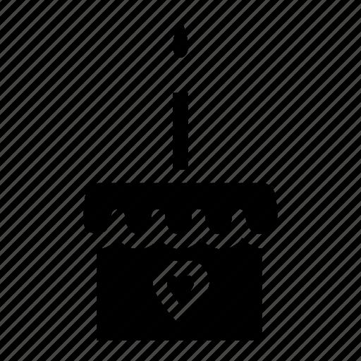 birthday, cake, christmas, cupcake, decoration, present icon