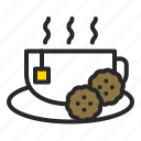 cafe, coffee, mothersday, relaxing, resting, tea, teatime icon