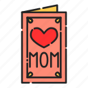 card, day, gift, mom, mothers, mothers day