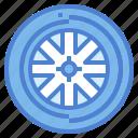 drive, repair, tire, wheels icon