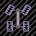 alignment, car, tire, vehicle