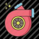 motor sport, turbo, speed icon