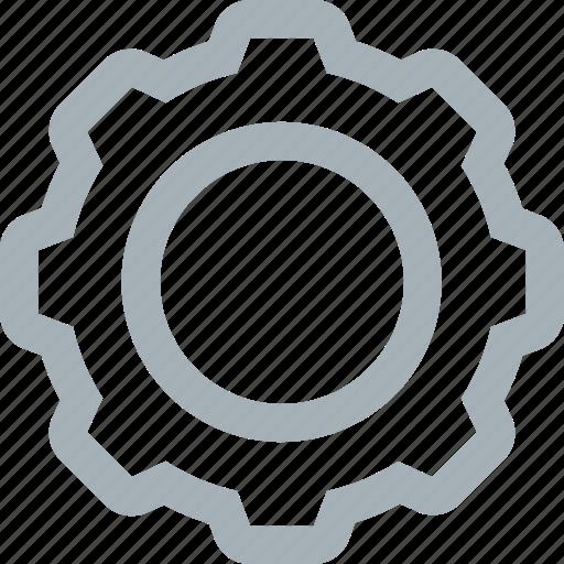 gear, motorcycle, parts icon