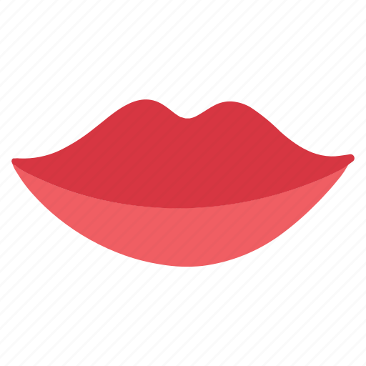 body, expression, lip, lips, mouth, part, smile icon