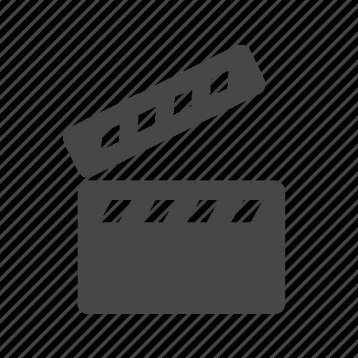flap, movie icon