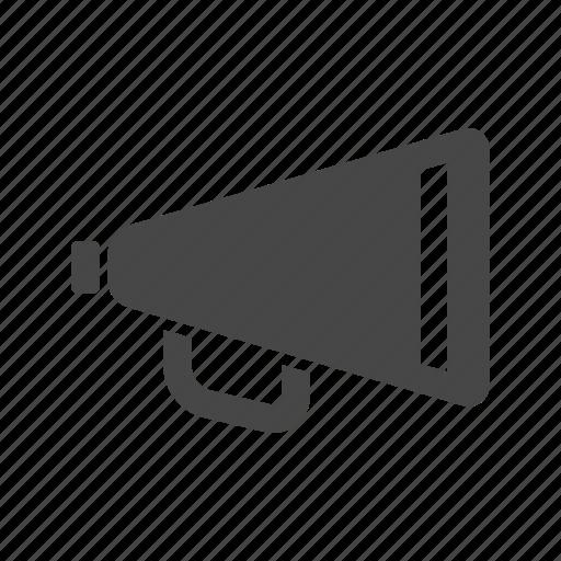 broadcast, public, sound, speaker icon