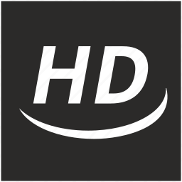 film, hd icon