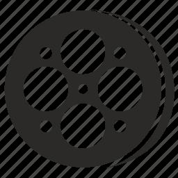 film, movie, tape icon