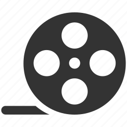 cinema, film, media, movie, multimedia, reel, video icon