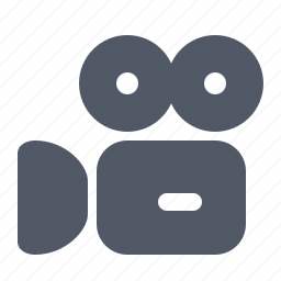camera, cinema, entertainment, movie, video icon