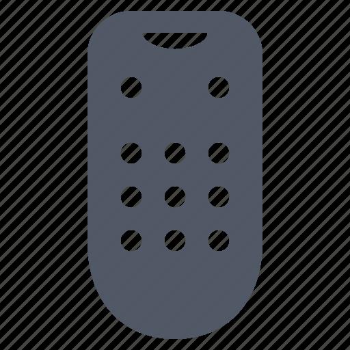control, multimedia, remote, tv icon