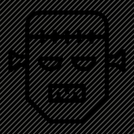 avatar, cinema, frankenstein, halloween, horror, movie icon