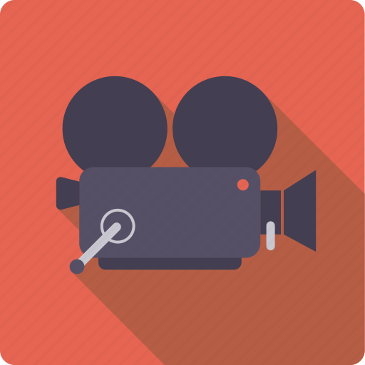 camera, cinema, film, movie icon
