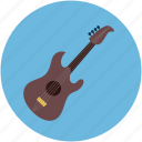 acoustic guitar, guitar, instrument, music icon