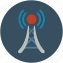 beacon, relay, signal, tower icon