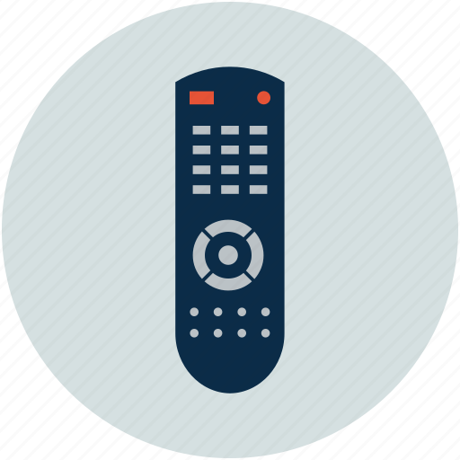 control, remote, tv remote icon