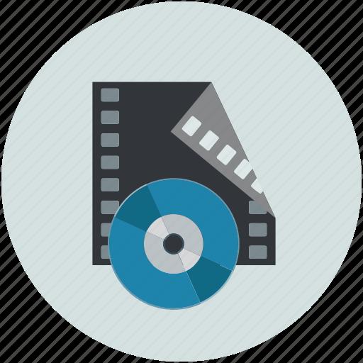 dvd, film, movie, movie disc icon